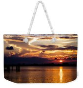 Bogart Dreams Weekender Tote Bag