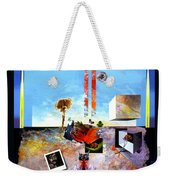 Bogomil Objects Weekender Tote Bag by Otto Rapp