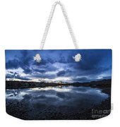 Boise River Just After Sunset Weekender Tote Bag