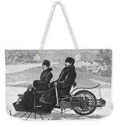 Bollee Carriage, 1898 Weekender Tote Bag
