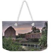 Burfordville Mill Weekender Tote Bag
