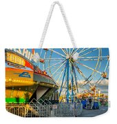 Bolton Fall Fair 3 Weekender Tote Bag