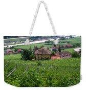 Bolzano Vineyard  Weekender Tote Bag