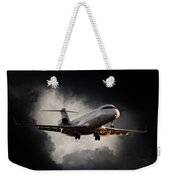 Bombardier Landing Weekender Tote Bag
