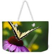 Bon Voyage Butterfly Weekender Tote Bag