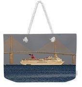 Bon Voyage Weekender Tote Bag