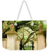 Bonaventure Gate Savannah Ga Weekender Tote Bag