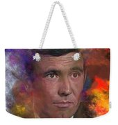 Bond - James Bond 2 - Square Version Weekender Tote Bag