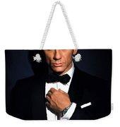 Bond - Portrait Weekender Tote Bag