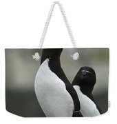 Bonded For Life... Weekender Tote Bag by Nina Stavlund