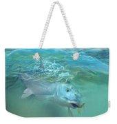 Bone Fish Weekender Tote Bag