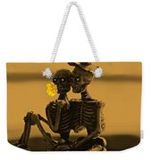 Bones In Love  Weekender Tote Bag