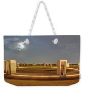 Bonfire Memorial Weekender Tote Bag