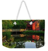 Bonneyville Mill Weekender Tote Bag