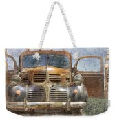 Bonnie And Clyde Weekender Tote Bag