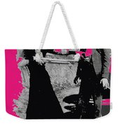 Bonnie Parker Aiming Rifle At Clyde Barrow March 1933-2008 Weekender Tote Bag