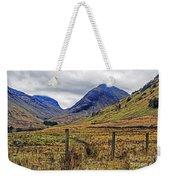 Bonny Scotland Weekender Tote Bag