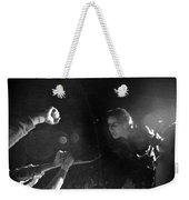 Bono 053 Weekender Tote Bag by Timothy Bischoff