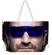 Bono Of U2 Weekender Tote Bag