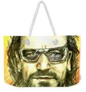 Bono - U2 Weekender Tote Bag