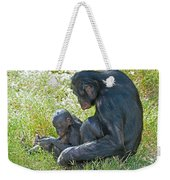 Bonobo Mother And Baby Weekender Tote Bag