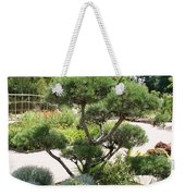 Bonsai In The Park Weekender Tote Bag