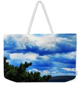 Bonsai Weekender Tote Bag