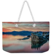 Bonsai Sunset 2 Weekender Tote Bag