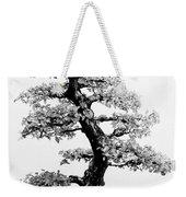 Bonsai Tree Weekender Tote Bag