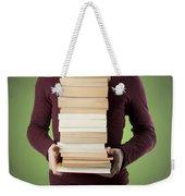 Books Weekender Tote Bag
