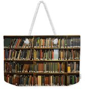 Bookshelves Weekender Tote Bag