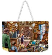 Bookshop Weekender Tote Bag