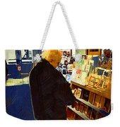 Bookstore Dreamer Weekender Tote Bag