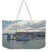 Boothbay Harbor 0231 Weekender Tote Bag