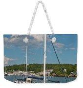 Boothbay Harbor 1390 Weekender Tote Bag