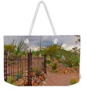 Boothill Cemetary Image Weekender Tote Bag