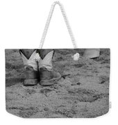Boots And Horse Hooves Weekender Tote Bag