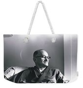 Bop's Halo Weekender Tote Bag by Rory Sagner