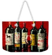 Bordeaux Collection Weekender Tote Bag