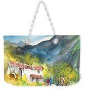Borgo In Italy 01 Weekender Tote Bag