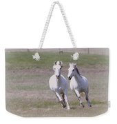 Lipizzaner Stallions Weekender Tote Bag