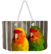 Born To Be Free Weekender Tote Bag