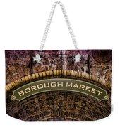 Borough Archway Weekender Tote Bag