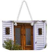 Borough Door Weekender Tote Bag