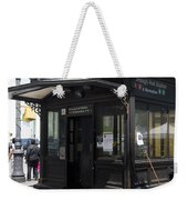 Borough Station Weekender Tote Bag