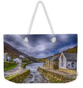 Boscastle Harbour Weekender Tote Bag