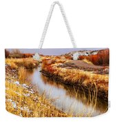 Bosque Canal Weekender Tote Bag
