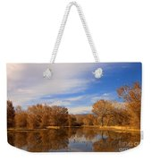 Bosque Del Apache Reflections Weekender Tote Bag