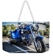 Boss Hoss Trike Weekender Tote Bag