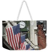 Boston 4th Of July Weekender Tote Bag